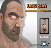 -Ugly Sam - Complete mesh avatar-