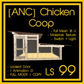 [ANC] Chicken Coop Model A (BOX)
