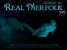 Gaagii 3D - Real Merfolk Avatars (Mermaid & Merman)