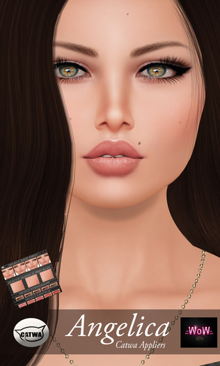 DEMO .::WoW Skins::. Angelica CATWA Applier