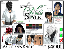 - Magician's Knot - A Wylde Style by Khyle Sion