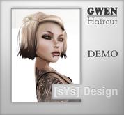 [sYs] GWEN Hair (unrigged) - DEMO