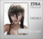 [sYs] TYKA Hair (unrigged) - DEMO