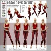 """Amacci Classic AO """"Lite"""" (Animation Override)"""