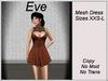 Eve Dress Brown