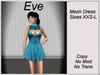Eve Dress Blue