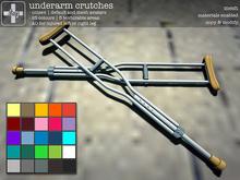 [ht+] underarm crutches