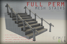 Full Permissions Simple Stairs PACK