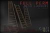 Full perm mesh ladders ad