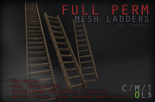 Full Permissions Simple Ladders PACK