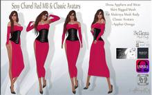 LSR - Sexy Chanel Red MB & Classic Avatars