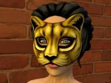 Wild Cat - Lion Mask