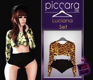 - piccara - :: Luciana  Set  :: Leo