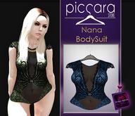 - piccara - :: Nana Bodysuit- Blue