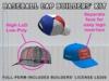 Full Perm Baseball Cap Builders' Kit