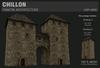 :Fanatik Architecture: CHILLON TOWER – rustic medieval tower - building prefab