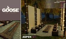 GOOSE - Aspen set