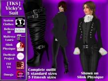 [TKS] Complete - Vicky's Suit