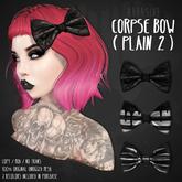 [ abrasive ] Corpse Bow - Plain Pack 2