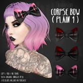 [ abrasive ] Corpse Bow - Plain Pack 1