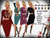 *Aly's Shop* Evelyn Outfit FitMesh, Maitreya, Belleza, Slink