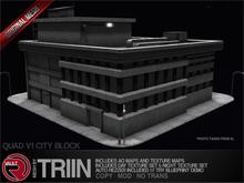 Razor Vault/// Quad v1 City Block - Night & Day