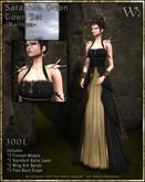 """TWA"" Seraphim Orion Gown Set-Barrows"