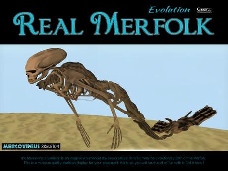 Gaagii - Mercovinius Merfolk - Giant monster skeleton V1 (AUTOREZ)