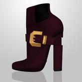Lowen - Belted Boots [Wine]
