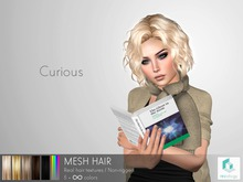 rezology Curious (mesh hair) NS - 737 complexity