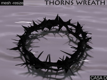 thorns wreath