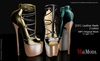 MdiModa - [C01] Leather Heels Unrigged