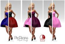 Flower Dress Joy - fit mesh - FAT PACK - (tm) Freeky