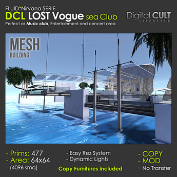 DCL Lost Vogue Club