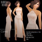 BD-Callea halter gown sequin bustier mesh DEMO