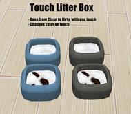 GKC - Touch Litter Box