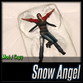 *- ReACT Lite -* Snow Angel for Couples Bag (wear me)