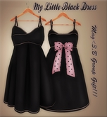 My Little black dress Mag<3.B group gift