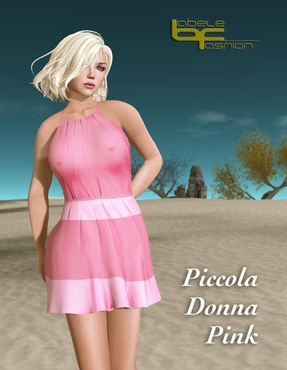 Babele Fashion :: Piccola Donna Pink