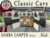 [AIKIOTO] Samba Camper Deluxe Black (BOX)