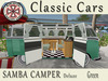 Samba camper green mp