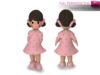 %50SUMMERSALE Meli Imako Full Perm Mesh Stylized Little Girl Character
