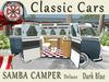 [AIKIOTO] Samba Camper Dark Blue Deluxe (BOX)