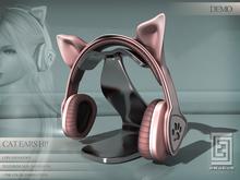 eXxEsS : Cat Ears Headphones Demo