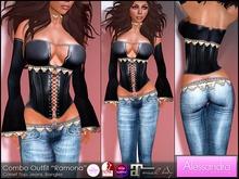 """ALESSANDRA - Combo Outfit """"Ramona"""""""