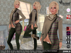 Sweet  :: So Boho Outfit (Appliers: Maitreya, #TMP, Slink, Belleza, eBody, EVE & Omega) + Boots