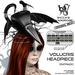 Wicca's Wardrobe - Volucris Headpiece [Fatpack] [BOXED]