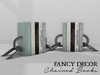 Fancy Decor: Chained Books