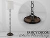 Fancy Decor: Chain Lamp