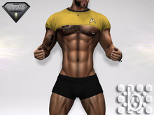 boyberry Space Trek Uniforms